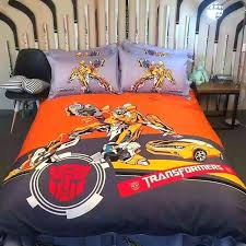 transformers bedding set twin transformers bedding