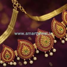 Vaddanam Designs 1 Gram Gold Online Shopping Sh6905 One Gram Gold Jewellery Mango South Indian