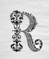 Letter Tattoo Designs Pin Letter R Tattoo Design Images Like On