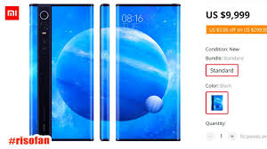 <b>New Xiaomi</b> MIX Alpha 12GB 512GB Snapdragon 855Plus. - YouTube
