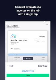 handyman estimating software free invoice 2go professional invoices and estimates android apps