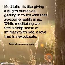 Yogananda Quotes Fascinating Meditation Quotes Paramahamsa Yogananda