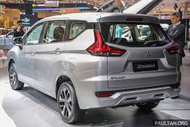 2018 mitsubishi van. modren 2018 in the republic xpander is a muchanticipated entry into countryu0027s  core u201clow mpvu201d segment one dominated by likes of toyota avanza  throughout 2018 mitsubishi van