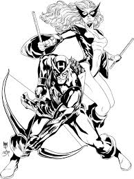 Hawkeye Coloring Pages : Best Coloring Pages - adresebitkisel.com