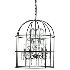 birdcage chandelier fish shabby chic with birdcage chandelier shabby chic