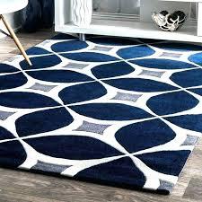 blue white rug dark lightweight indoor outdoor reversible