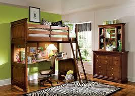 child bedroom on classics loft bed with desk bedroom set by lea children s furniture bed desk set