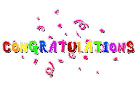 Words For Congratulations Pin On Congrats