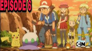 Pokemon xy kalos quest season 18 episode 6 // Ash catch goomy ...