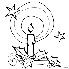 Small Picture Candlelight shines coloring pages Hellokidscom