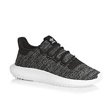 Adidas Originals Trainers Tubular Shadow Knit Shoes Core