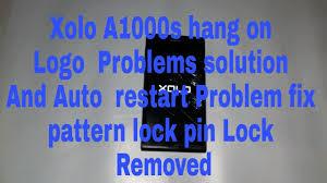 Xolo A1000s Hang on logo Problem fix ...