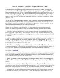 sample application essay co sample application essay