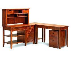 solid oak desk solid wood computer desk with keyboard tray desk 4 desk set oak corner