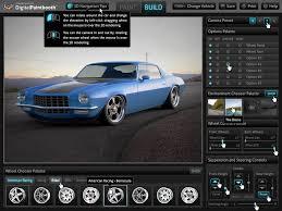 Car Painting Design App Digital Paint Booth 3d Automotive App Design 2010 On Behance