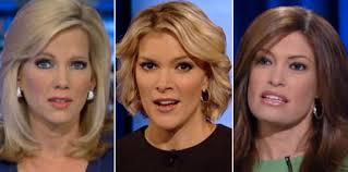 do news anchors wear too much makeup
