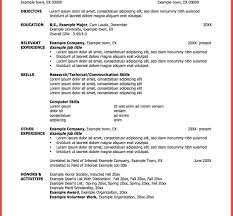 Fbi Resume Template Resumeates One Job History Employer Examples Multiple Positionsate 91