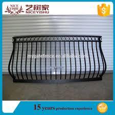 Balcony Fence yishujia factory safety iron fence balcony corridor safety 3005 by xevi.us