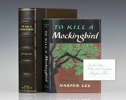 to kill a mockingbird by harper lee not hemingway abebooks