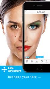 facelab perfect makeover cosmetic retouch free selfie makeup app 4