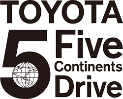 toyota logo white png. toyota 5 continents drive toyota logo white png