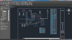 product features autocad electrical 2018 autodesk electrical wiring diagram using autocad autocad electrical features enable customer and supplier collaboration