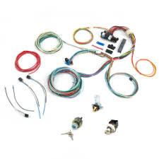 factory wiring harnesses wire harness kits power electrical 1967 1971 plymouth gtx main wire harness system part number kicoemwp36
