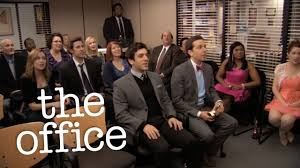 the office photos. 9,986,000 Minutes - The Office US Photos