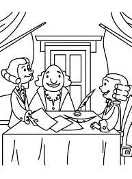 Best Declaration of Independence Coloring Pages Free 4823 ...