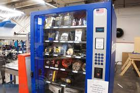 Cutting Tool Vending Machines Mesmerizing Visualized Industrial Vending Machines Are A Modder's Best Friend