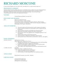 Dental Assistant Cv Example For Healthcare | Livecareer