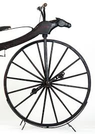 36″ front wheel