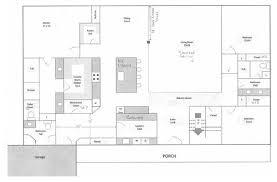new build house floor plan