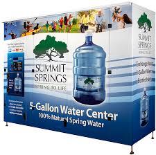 Water Bottle Vending Machine Simple Water Vending Machine