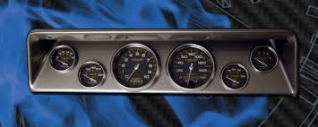 nova 1966 67 fast lane west dash panels gauge wiring harness 66 67 chevy nova ba dash w elect carbon fiber gauges