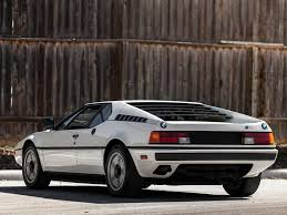 BMW 5 Series bmw m1 rear : A Very Rare BMW M1 to Be Auctioned to the Highest Bidder ...