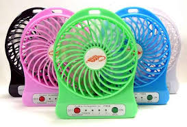 mini fan. Interesting Mini F95B Portable Fan Rechargeable Battery USB Mini Fan 18650 U2039 U203a Intended Mini I