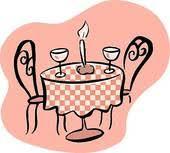 dinner table clipart. Interesting Clipart Clipart Info In Dinner Table P