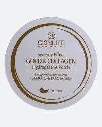 "Skinlite Гидрогелевые <b>патчи</b> ""Золото & <b>Коллаген</b>"" 60 шт — купить ..."