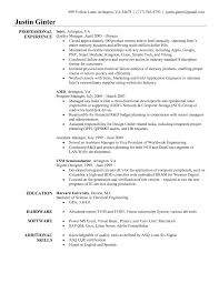 Resume Templates Quality Control Officer Examples Sle Cv Quality