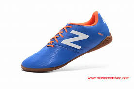 new balance indoor soccer shoes. indoor soccer shoes orange white blue new balance larger image p
