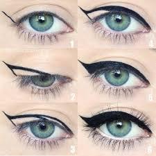 flawless cat eyeliner