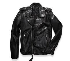 2 blk dnm leather jacket 5