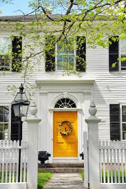 exterior paint colors for colonial style house. an old new england colonial in the spring | living · exteriorcolonial front doorhome exterior colorscolonial house decorcolonial style paint colors for