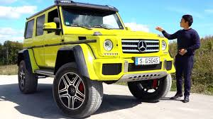 The voluminous tyres, the huge distance to the ground. Driving Mercedes G Wagon 4x4 Squared Cl65 V12 And Unimog In Full Action Dreamcars Youtube