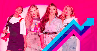 Little Mixs Bounce Back Claims Number 1 On The Official