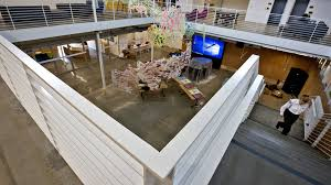 facebook office design tells. Facebook Office Design Colors U0027s New L A Digs Have Frozen Yogurt Yoga And No Privacy Tells N