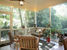 Home Accecories:Small Front Porch Designs Screen Porch Decorating Ideas  Houzz Intended For Houzz Screened