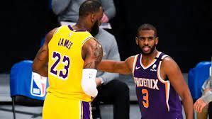 NBA: LA Lakers want Chris Paul