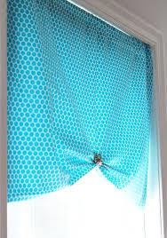 Easy Window Treatment Ideas